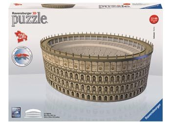 Colosseum 3D Puzzle 216pc RB12578-4