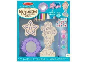 Mermaid Set - DYO MND9544