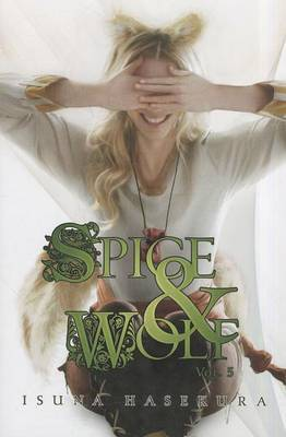 Spice and Wolf LN 5