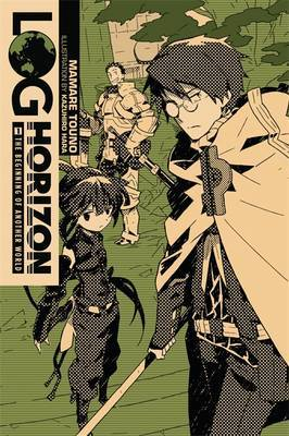 Log Horizon, LN Vol. 1