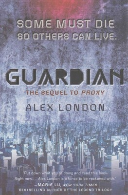 Guardian (Rebooter Series #2)