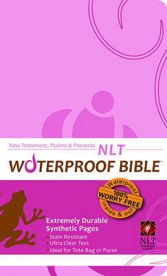 Waterproof New Testament with Psalms and Proverbs-NLT