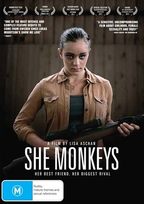 She Monkeys Dvd