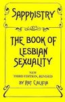 Sapphistry: The Book of Lesbian Sexualit