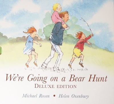We're Going on a Bear Hunt (HB Slipcased)