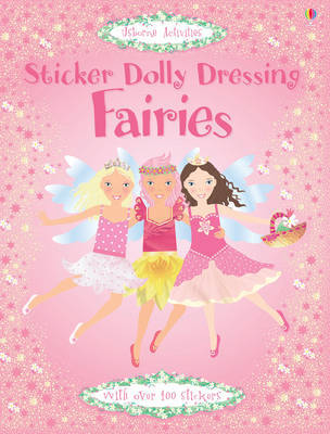 Fairies Sticker Dolly Dressing (Usborne)
