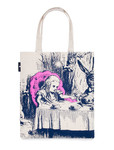 Alice in Wonderland Out of Print Tote Bag
