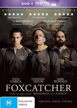 Homepage dvdfoxcatcher