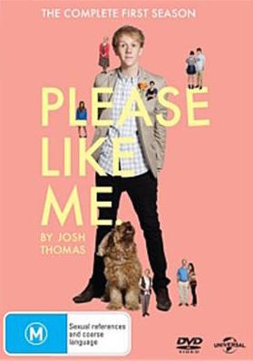 Please Like Me Season 1 Dvd