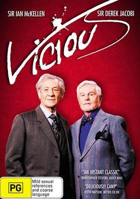 Vicious Season 1 Dvd