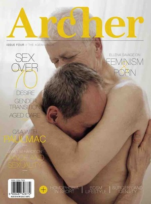 Archer Magazine #04 The Ageing Issue