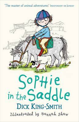 Sophie in the Saddle (#4)