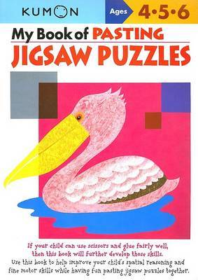 My Book of Pasting: Jigsaw Puzzles (Kumon)