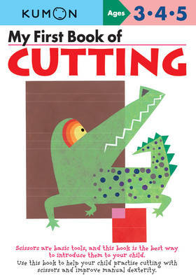 My First Book of Cutting (Kumon)