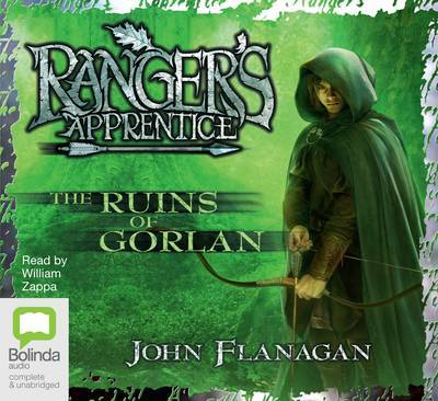 The Ruins of Gorlan (Ranger's Apprentice #1 Audio CD)