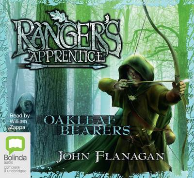 Oakleaf Bearers (Ranger's Apprentice #4 Audio CD)
