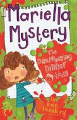The Disappearing Dinner Lady (Mariella Mystery Investigates #7)