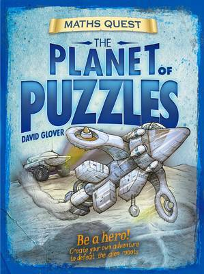 Maths Quest: The Planet of Puzzles