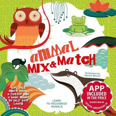 Animal Mix and Match: Memory Game