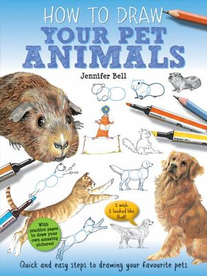 How to Draw Your Pet Animals
