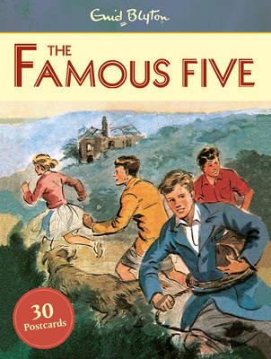 Famous Five 30 Postcards