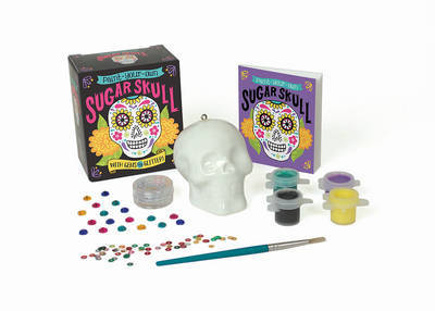 Paint-Your-Own Sugar Skull: With Gems and Glitter!
