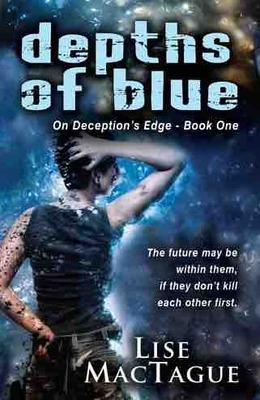 Depths of Blue (On Deceptions Edge #1)