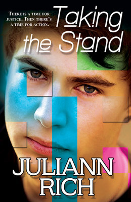Taking the Stand (Crossfire Trilogy #3)