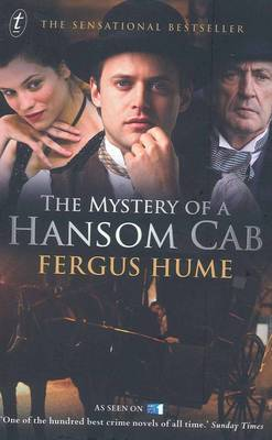 The Mystery of a Hansom Cab (Film Tie-in)