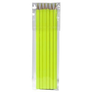 Pencil Highter yellow 6 pack