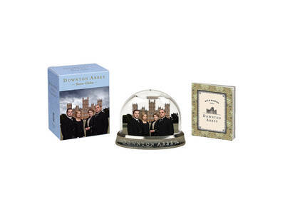 Downton Abbey Snow Globe