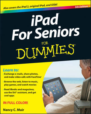 iPad for Seniors For Dummies (5th Ed)