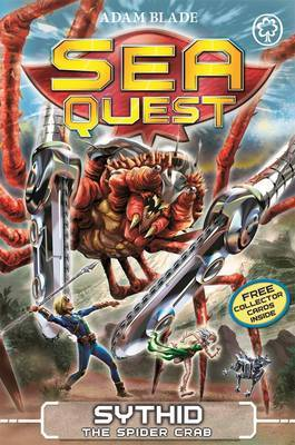 Sythid the Spider Crab (Sea Quest#17)