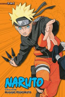 Naruto (3-In-1) Vol. 10 (28, 29, 30)