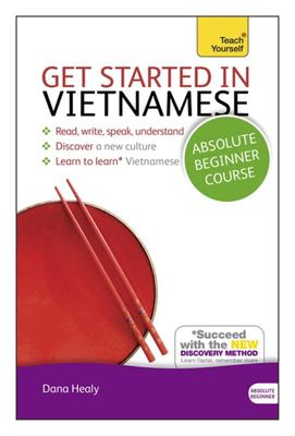 Teach Yourself Get Started in Vietnamese Book & MP3 CDROM