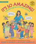 It's So Amazing! A Book about Eggs, Sperm, Birth, Babies, and Families (Family Library)