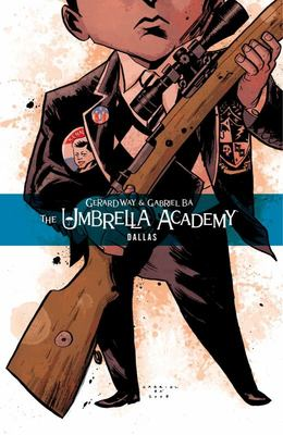 Dallas  (#2 Umbrella Academy)