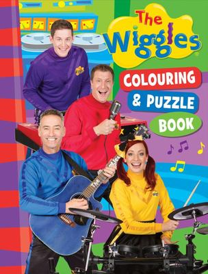 Wiggles Colouring Book
