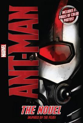 Marvel Ant Man Book of the Film