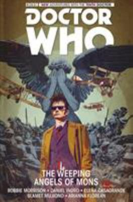 The Weeping Angels of Mons (Doctor Who: The Tenth Doctor #2)