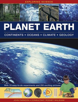 Planet Earth: Continents, Oceans, Climate, Geology (Exploring Science)
