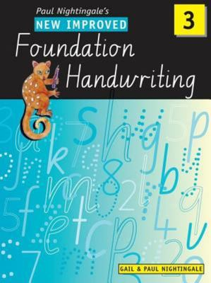 New Improved Foundation Handwriting 3
