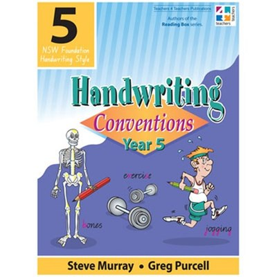 Handwriting Conventions Year 5 NSW Foundation - T4T