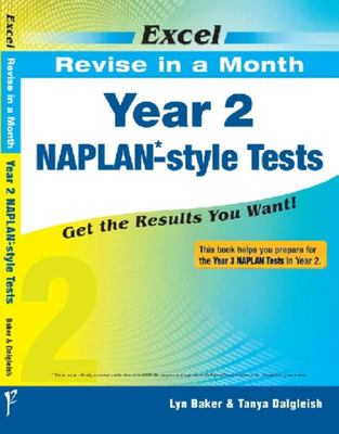 Year 2 NAPLAN*-style Tests Revise in a Month