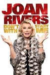 Joan Rivers: Don't Start With Me Dvd