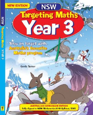 NSW Targeting Maths Year 3 Australian Curriculum edition