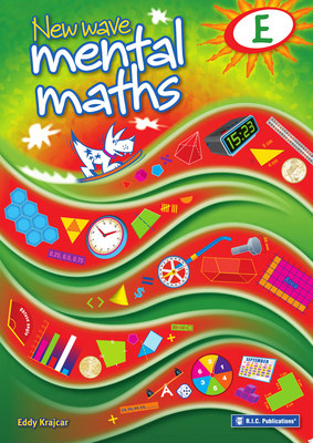 New Wave Mental Maths E (Ages 9-10) - RIC-1704