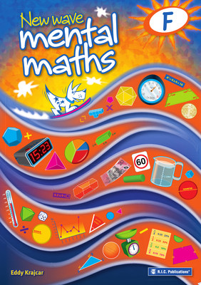 New Wave Mental Maths F (Ages10-11) - RIC-1705