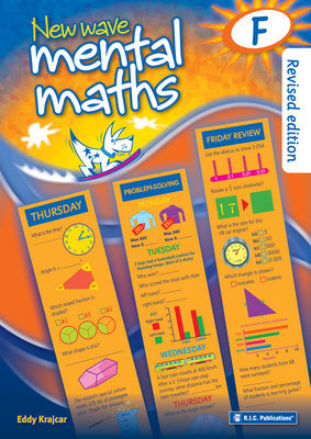 New Wave Mental Maths F Year 6 (Ages10-11) - RIC-1705