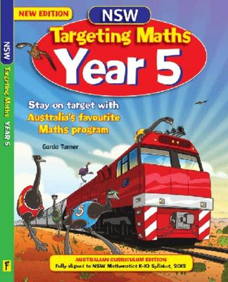 NSW Targeting Maths Year 5 Australian Curriculum edition